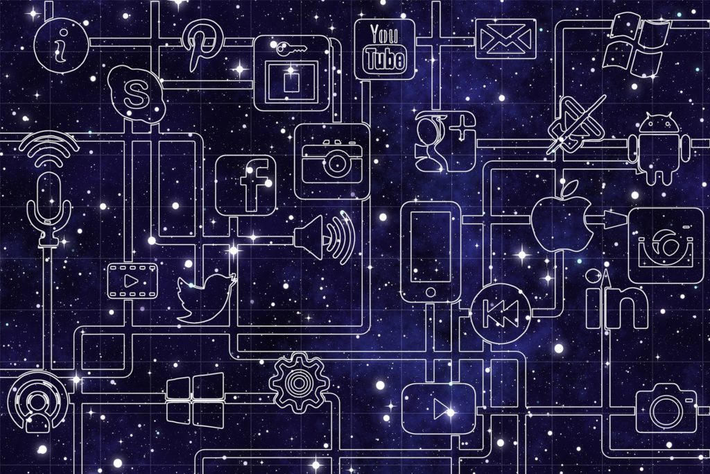 universo social network di pianeti