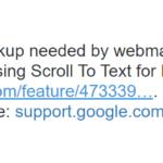 Search Liason comunica su Twitter l'aggiornamento Google sugli snippet in primo piano