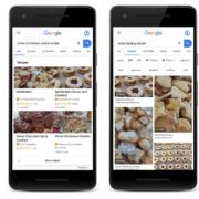 Google aggiorna il rapporto sul markup ricette in Search Console google ricette markup
