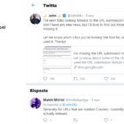 john Mueller e la scansione dei siti web