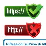 Https, http e posizionamento: riflessioni per l'uso
